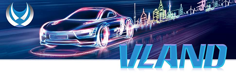 VLAND Led headlights for lexus