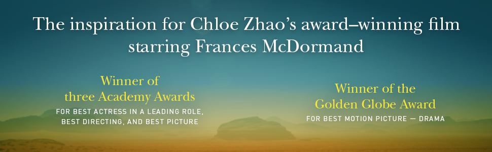 Panel celebrating NOMADLAND'S Academy Award  wins and Golden Globe win