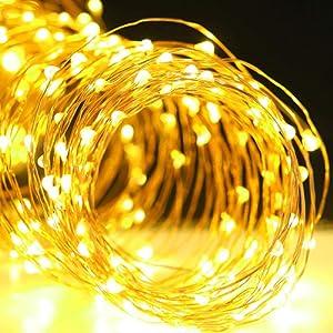 Solar Powered String Lights Solar Fairy Lights Patio Furniture