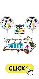 graduation party supplies 2021
