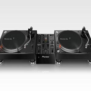 Smooth DJ play