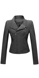 tanming leather jacket
