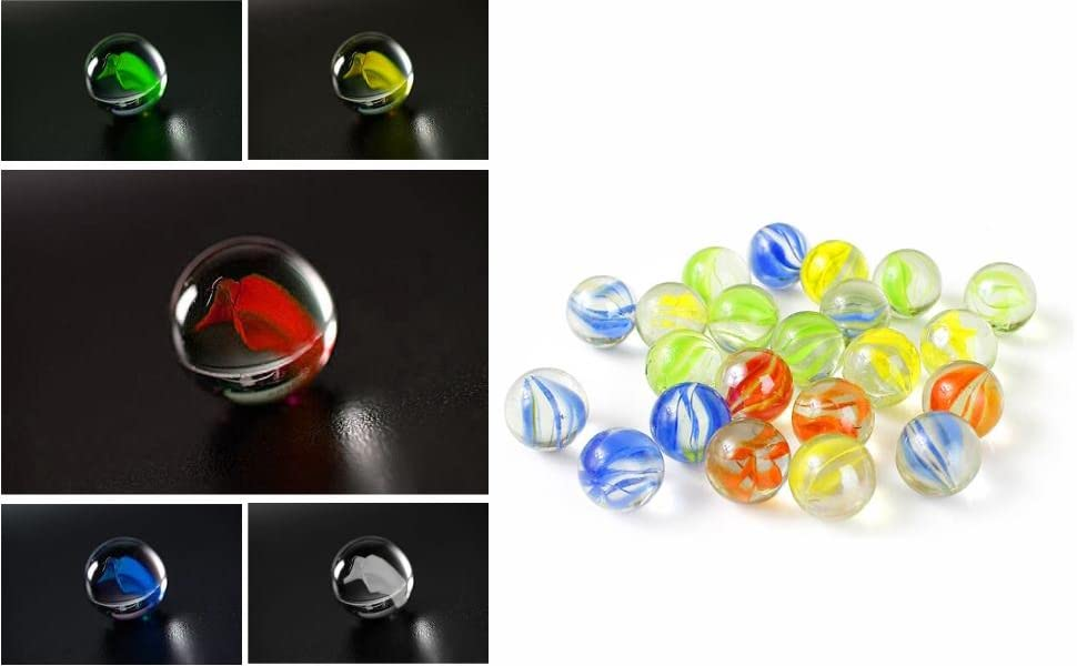 Made of 100% glass, durable and last for a long time