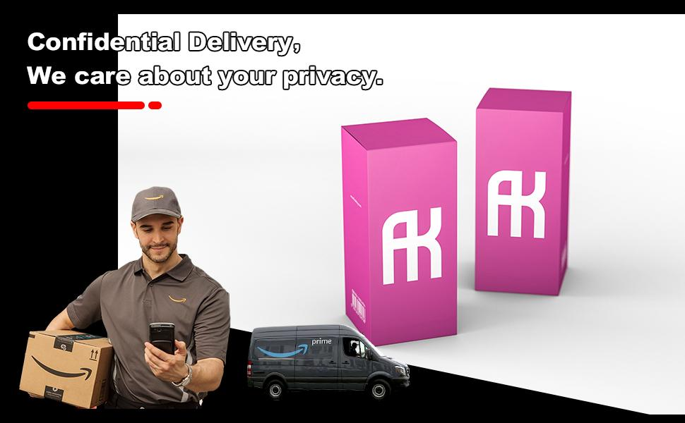 Confidential delivery