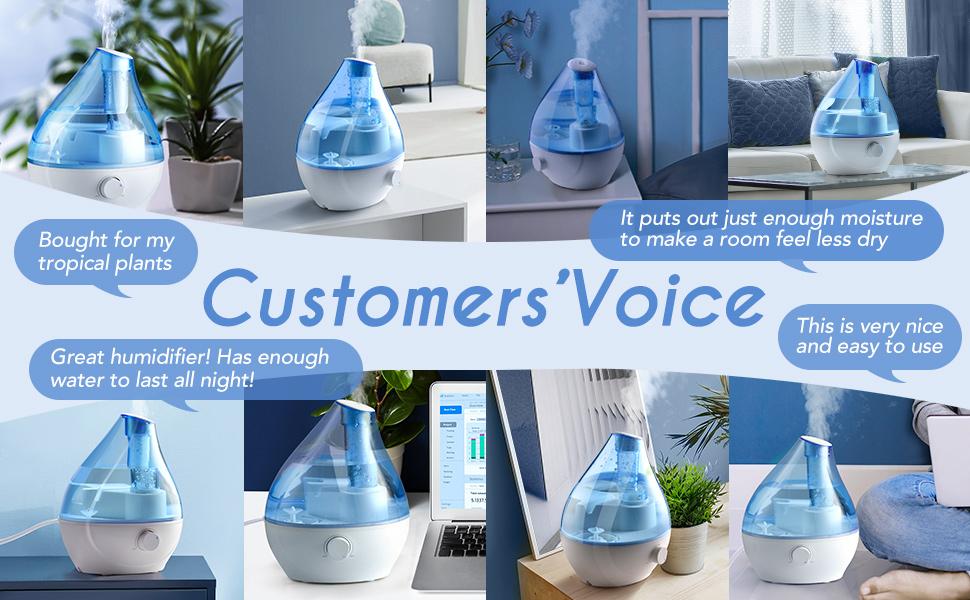 humidifiers buyers
