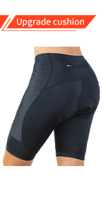 Brand-2.0  These are new cushioned cycling shorts that fit perfectly