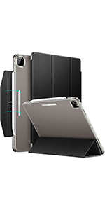 Trifold Case Compatible with iPad Pro 11 Inch 2021 (3rd Generation)