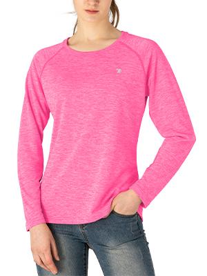 Women's Long Sleeve SPF Shirts