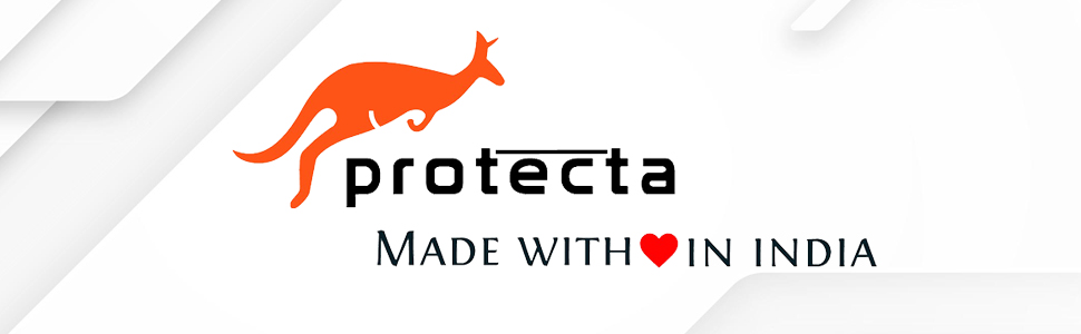 Protecta Made with Love in India