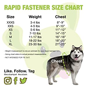 Please Follow our sizing chart for a great fit!