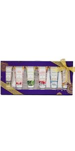 hand cream gift set for women
