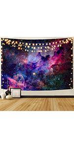galaxy tapestries