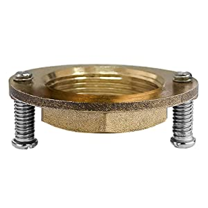 garbage disposal air switch full brass made long button