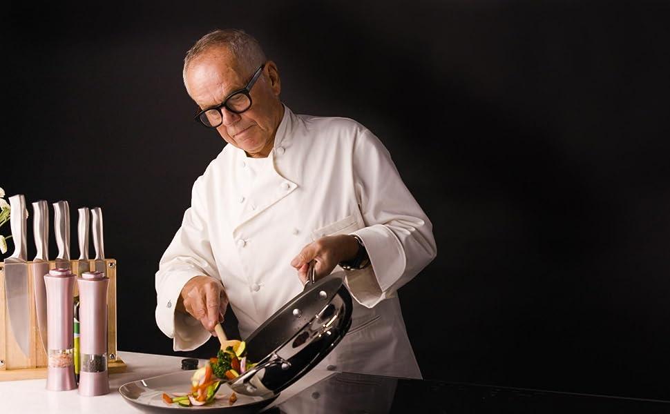 Wolfgang Puck Cookware Set