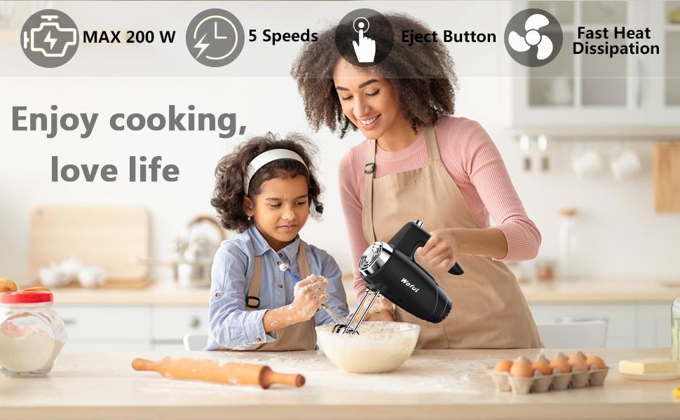 enjoy cooking,love life