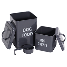airtight dog food container