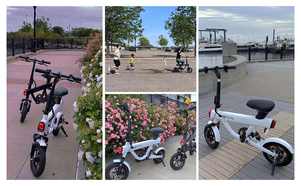 Mini bikes for adults