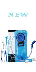TAGVO Hydration Bladder Blue