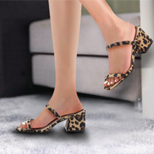 heel sandals for shopping