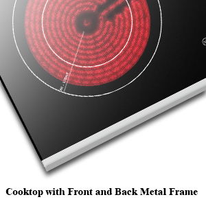 electric stove top 220
