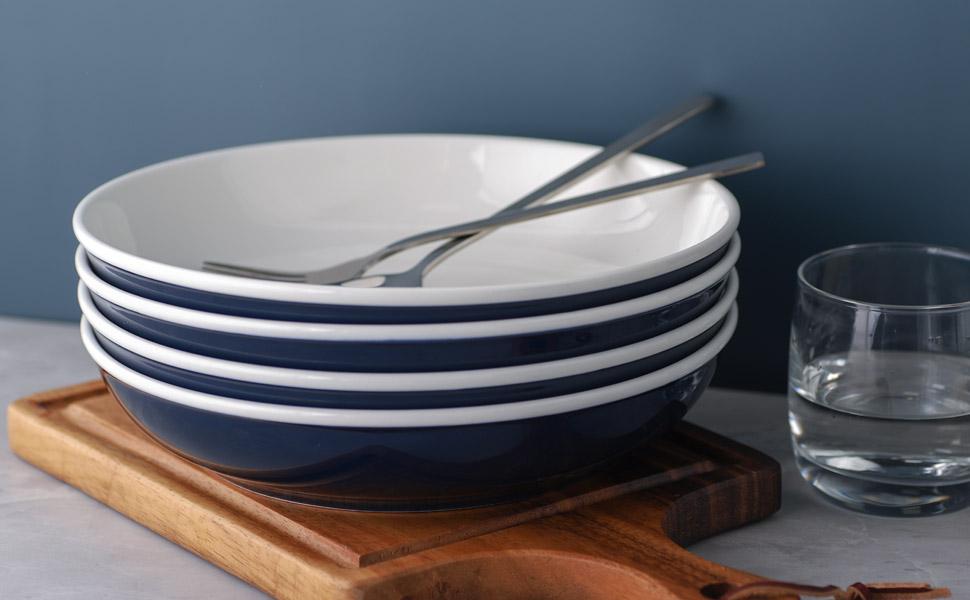 big pasta salad bowls