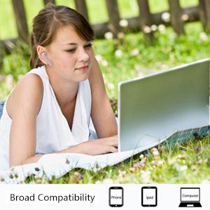 Broad compatibility