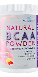 BCAA Preworkout Raspberry Lemonade