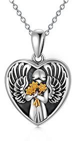angel locket