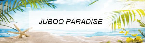 JUBOO PARADISE EVENING BAG