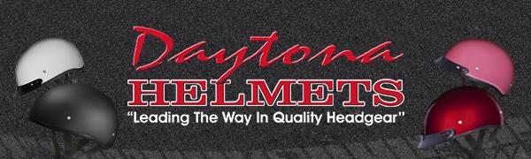 Official Daytona Helmets brand motorcycle helmets logo