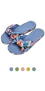 shevalues Women's Summer Slippers