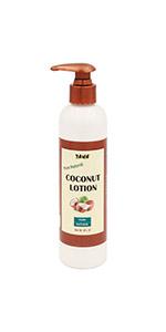 Coconut Lotion 8 Oz