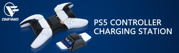 PS5 Controller Charger 0528