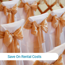 Save on rental costs