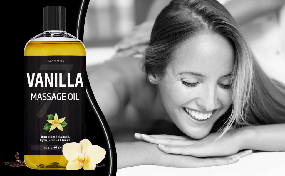 vanilla massage oil sensual couples massage