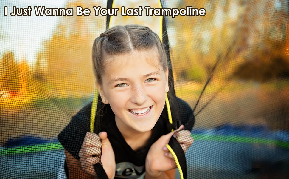 laugh with zupapa trampoline