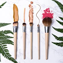 EcoTools, cruelty free, makeup brushes,