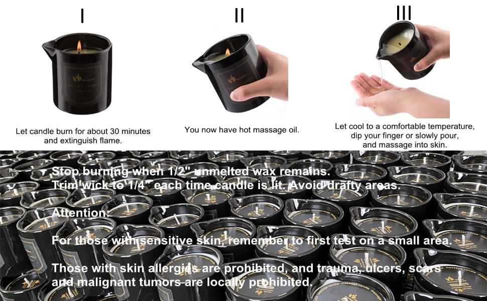 massage oil usages