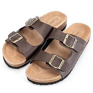 cork sandal women