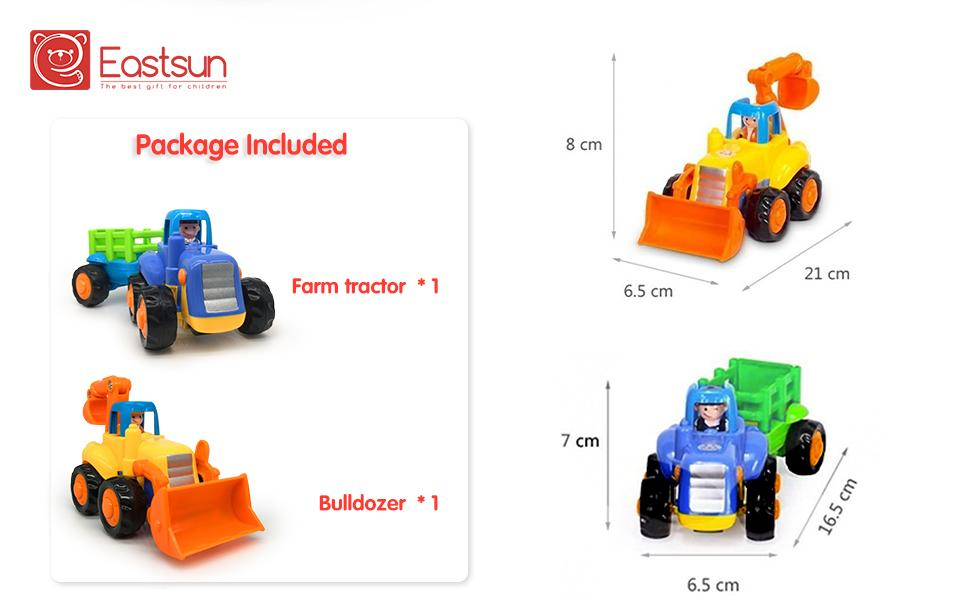 Friction Powered Car Toys