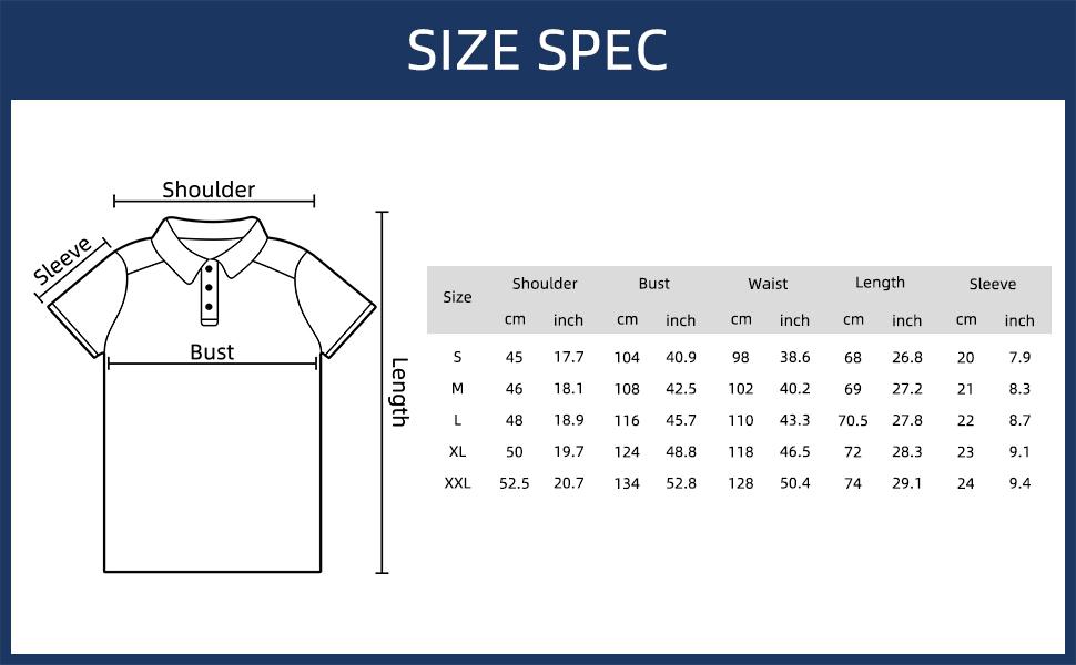 Size Spec