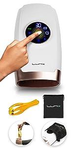 LX7 Touchscreen Hand Massager