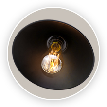Plug in Wall Sconce