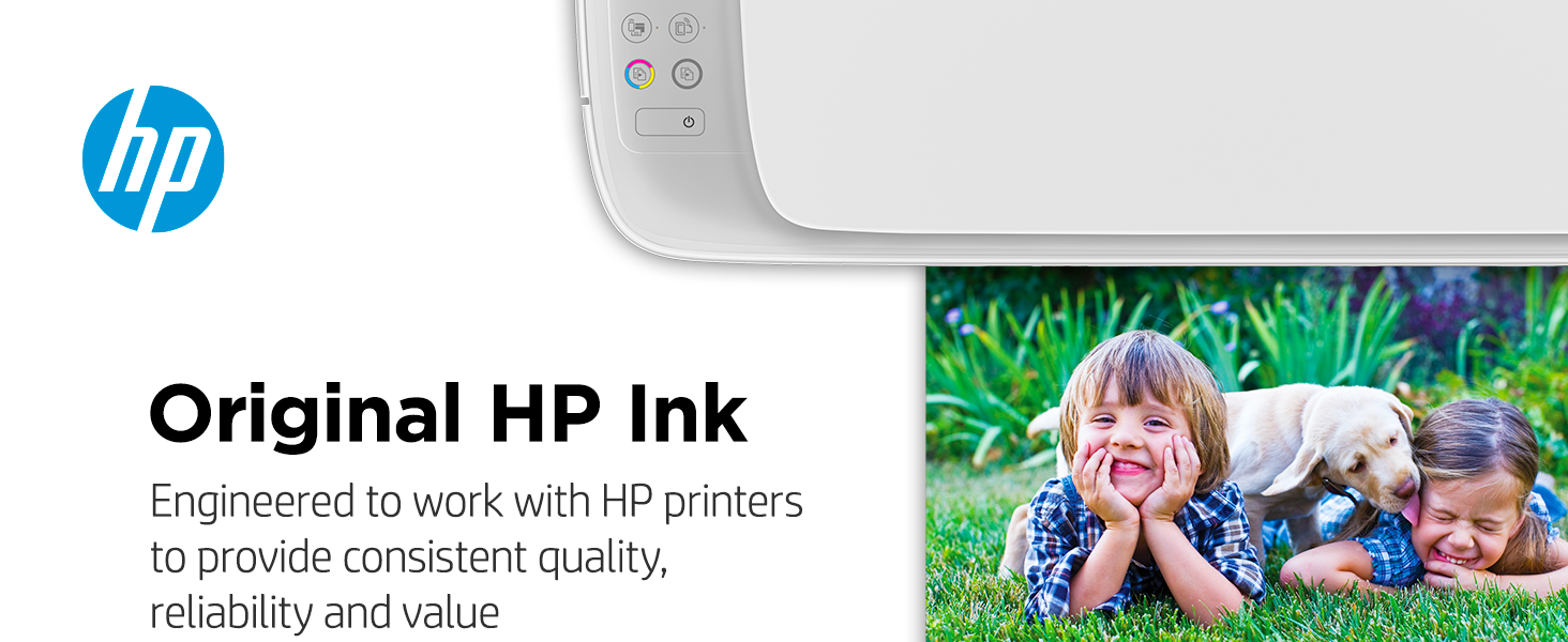original hp ink supplies high-quality prints reliable results value printing