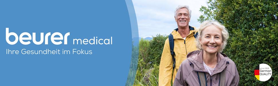 Beurer Medical – din hälsa i fokus