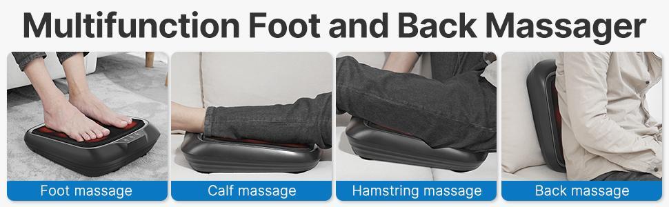 masseur pied
