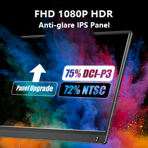 FHD 1080P HDR