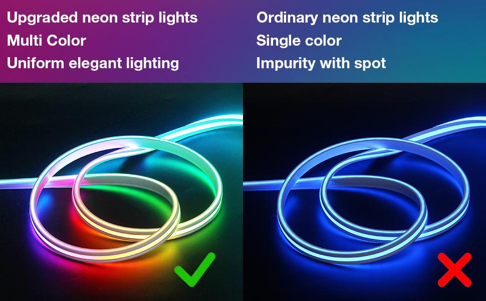 upgraded led neon light