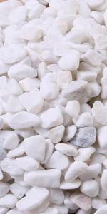 2LB White Gravel