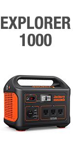 Portable Generator Explorer 1000